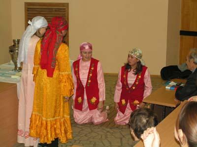 Конкурсы выкупа невесты татарские