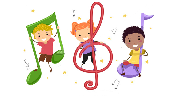 Картинки про музыку для детей 8