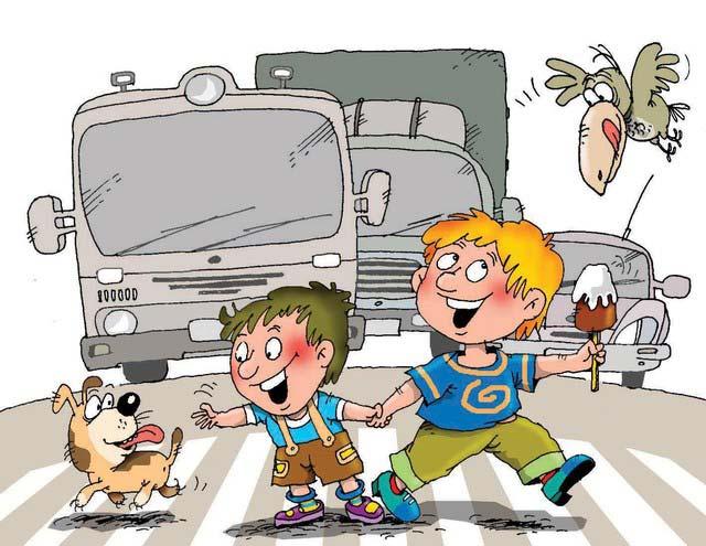 Классный час Дети на дороге - Сценарий классного часа ...